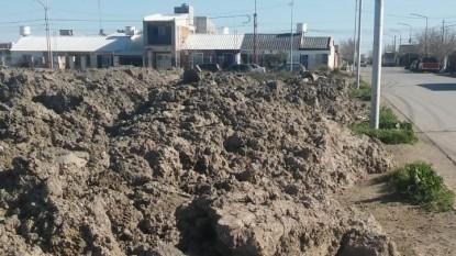 cemento del sur, barrio castello, tierra contaminada