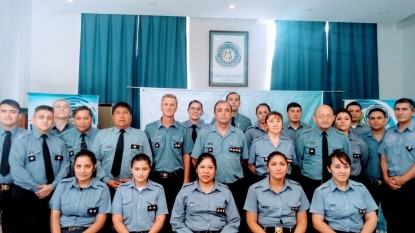 policias, capacitacion