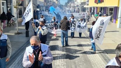 upcn, marcha, manifestacion, movilizacion