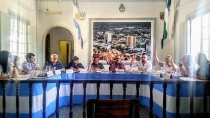 villa regina, Concejo Deliberante