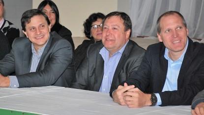 Weretilneck, ALEJANDRO PALMIERI, Andrés Barresi
