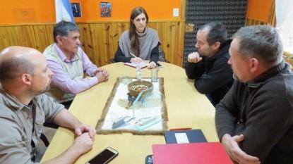 pilcaniyeu, Nestor Ayuelef, ensayos nucleares, Natalia Paola Ferro