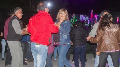 valcheta, baile popular