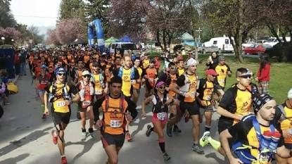 el bolson, maraton