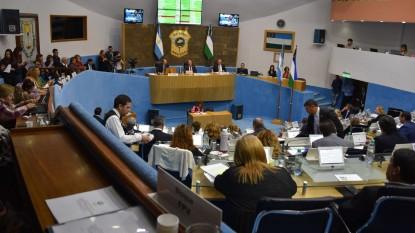sesion legislatura