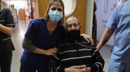 covid 19, ultimo paciente