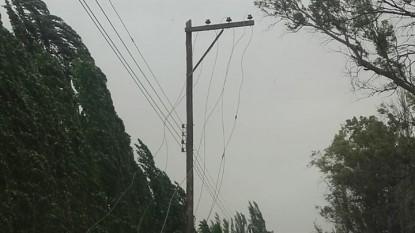 energia electrica, postes