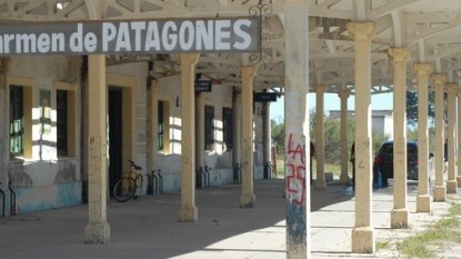estacion ferroviaria, PATAGONES