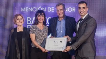 banco patagonia, premio, conciencia