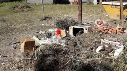 el condor, basura