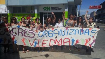 mujeres organizadas