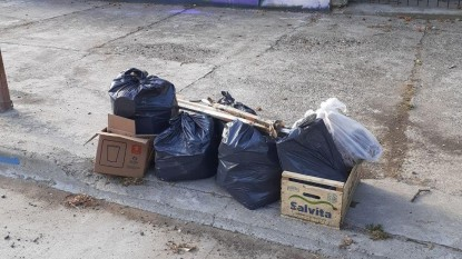 residuos, basura