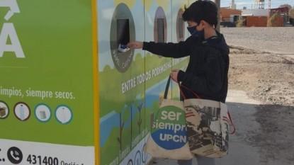 estacion de reciclaje
