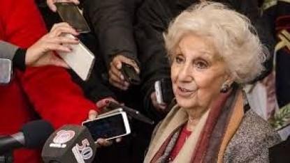 Estela Carlotto, abuelas plaza mayo