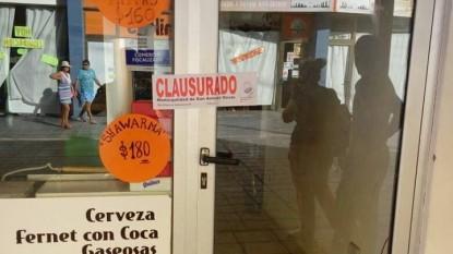 clausura, comercio
