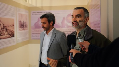 museo tello, ariel ávalos, Pablo Carancini