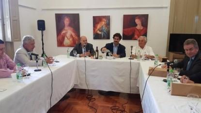 JOSE LUIS ZARA, intendentes, SUDOESTE