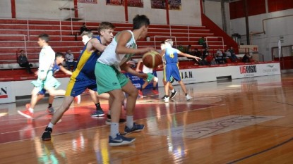 basquet juvenil, juesgos epade