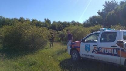 policia rural, PATAGONES