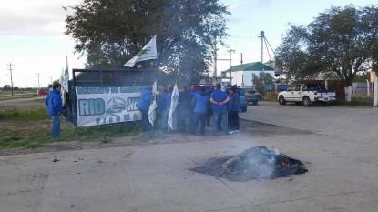 sindicato, camioneros, PROTESTA, la anonima