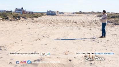 playas doradas, renzo tamburrini
