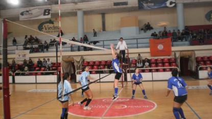 voley liga municipal viedma