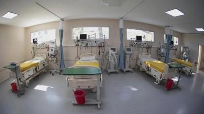 camas, terapia intensiva
