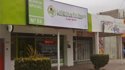 allen, Lotería, agencia 53
