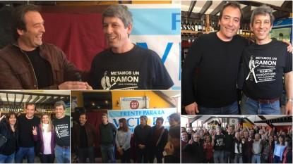 Martin Soria, Ramón Chiocconi
