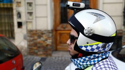casco, camara, transito, multas