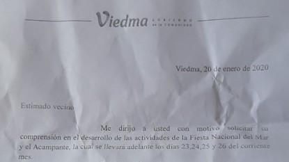 viedma, municipalidad, nota