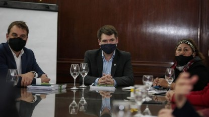Rodrigo Buteler, Gastón Pérez Estevan