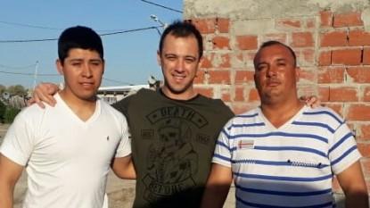 FACUNDO MONTECINO ODARDA, policias, Joaquín Díaz, Sebastián Llancafil