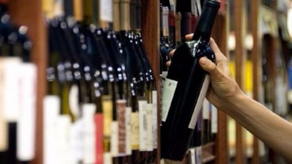venta, BEBIDAS ALCOHOLICAS