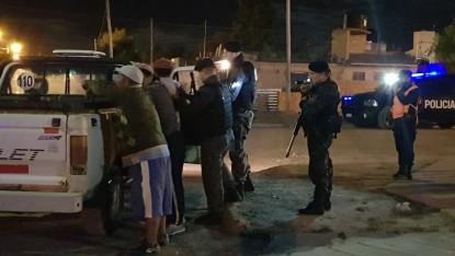operativo de transito, detencion, policia, PATAGONES