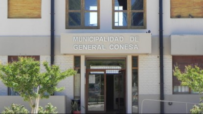 general conesa, municipalidad