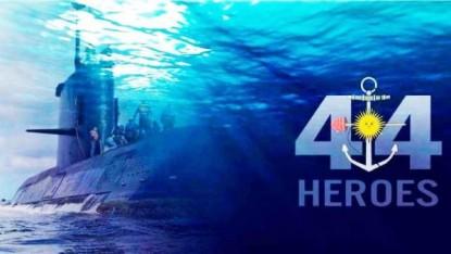 44 heroes ara san juan