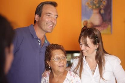 Martin Soria, magdalena odarda, abuela