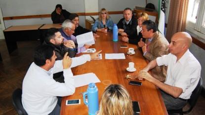 san antonio, Concejo Deliberante, comision