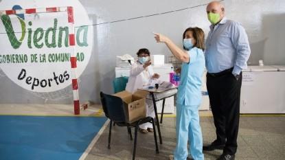 luis fabian zgaib, vacunación