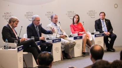Foro economico mundial, Weretilneck Vidal Frigerio