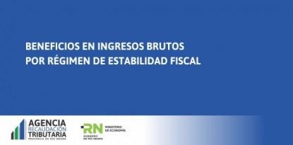 agencia de recaudacion tributaria, ESTABILIDAD FISCAL