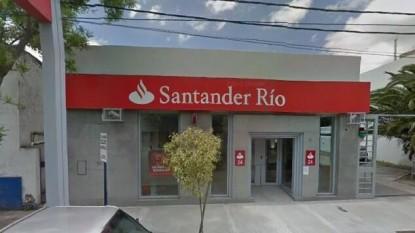 banco, SANTANDER RIO