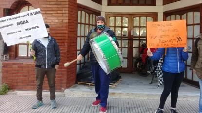 RESTAURANTE CHINO, PROTESTA