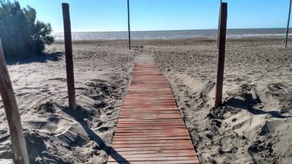 el condor, playa inclusiva