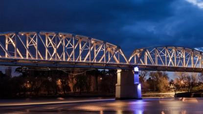 Viedma puente viejo