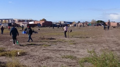 cancha, defensores del guido, usurpacion