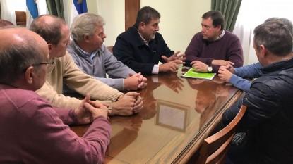 Weretilneck, Luis di giácomo, jose luis foulkes, ALEJANDRO PALMIERI, mario castro