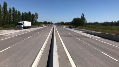 ruta 22, autopista, mainque
