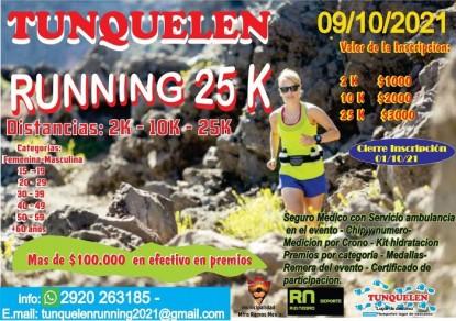 Tunquelen Running 25K